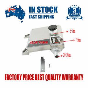 Alloy-Coolant-Header-Overflow-Tank-Fit-Ford-Falcon-BA-BF-XR6-XR8-FPV-GT-FG-6CYL