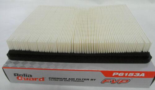 A4479 CA6479 46153 FVP P6153A ReliaGuard Air Filter A1096C LOT OF 6!