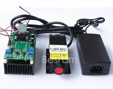 50mW-85mW 473nm Blue DPSS Laser Module TTL/Analog Industrial Lab Stage Lighting