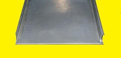 AnpassungsfäHig Stehfalz Scharen Titanzink Zink Ausklinkung+rückkantung Schließfalz Ist Rechts! Baustoffe & Holz Fürs Dach