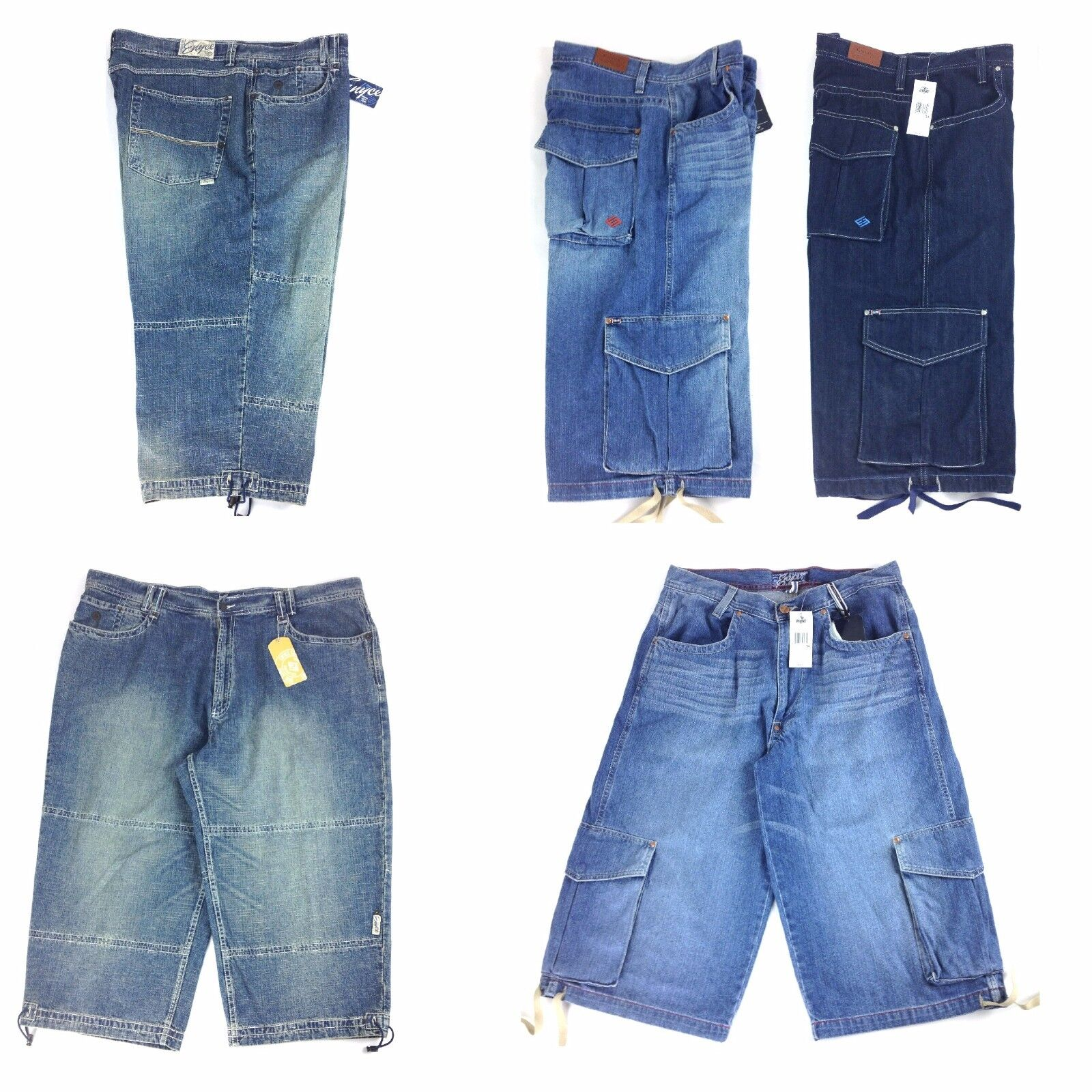 ENYCE, DENIM MEN'S LONG SHORT, GROUP-5, LIMITED COLOR & SIZES,