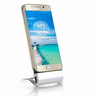 Qi Wireless Phone Charger Vertical Dock Stand for Samsung Galaxy S6/S6 Edge