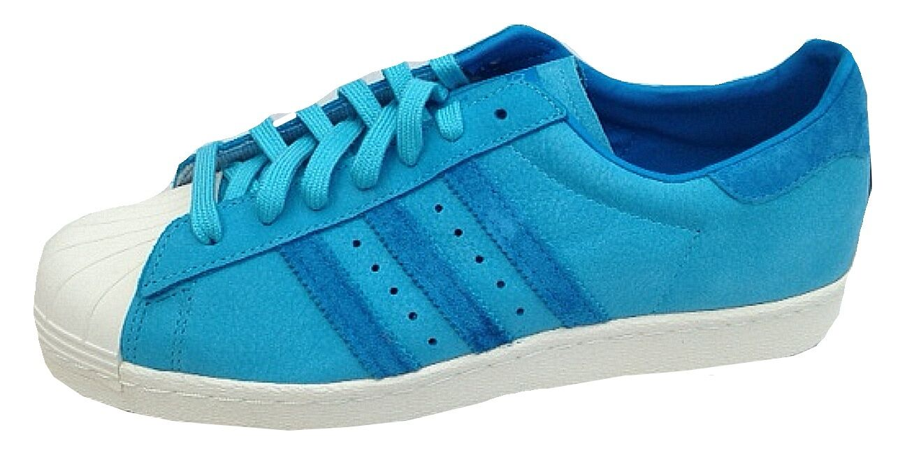 Adidas da Uomo Superstar 80, D65535 S Sportivo D65535 80, D65536 Camoscio Up To 10.5 809b7b