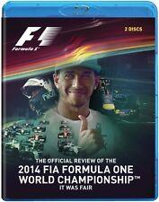 F1 Formel 1 Saison Rückblick 2014 Blu-ray NEU Lewis Hamilton Weltmeister Review