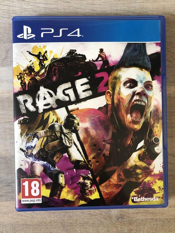 Rage 2, CIB [LÆS BESKRIVELSEN], PS4