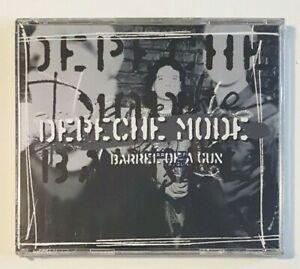 DEPECHE-MODE-BARREL-OF-A-GUN-REMIXES-New-amp-Sealed-Maxi-CD