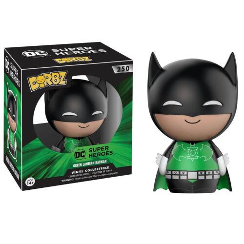 Funko DC Super Heroes Dorbz Green Lantern Batman Vinyl Figure NEW Toys Comics