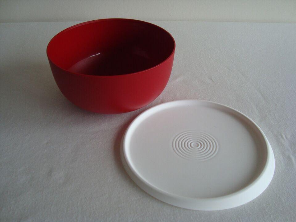 Plastik, 2,5 L Cocon Røreskål, Tupperware