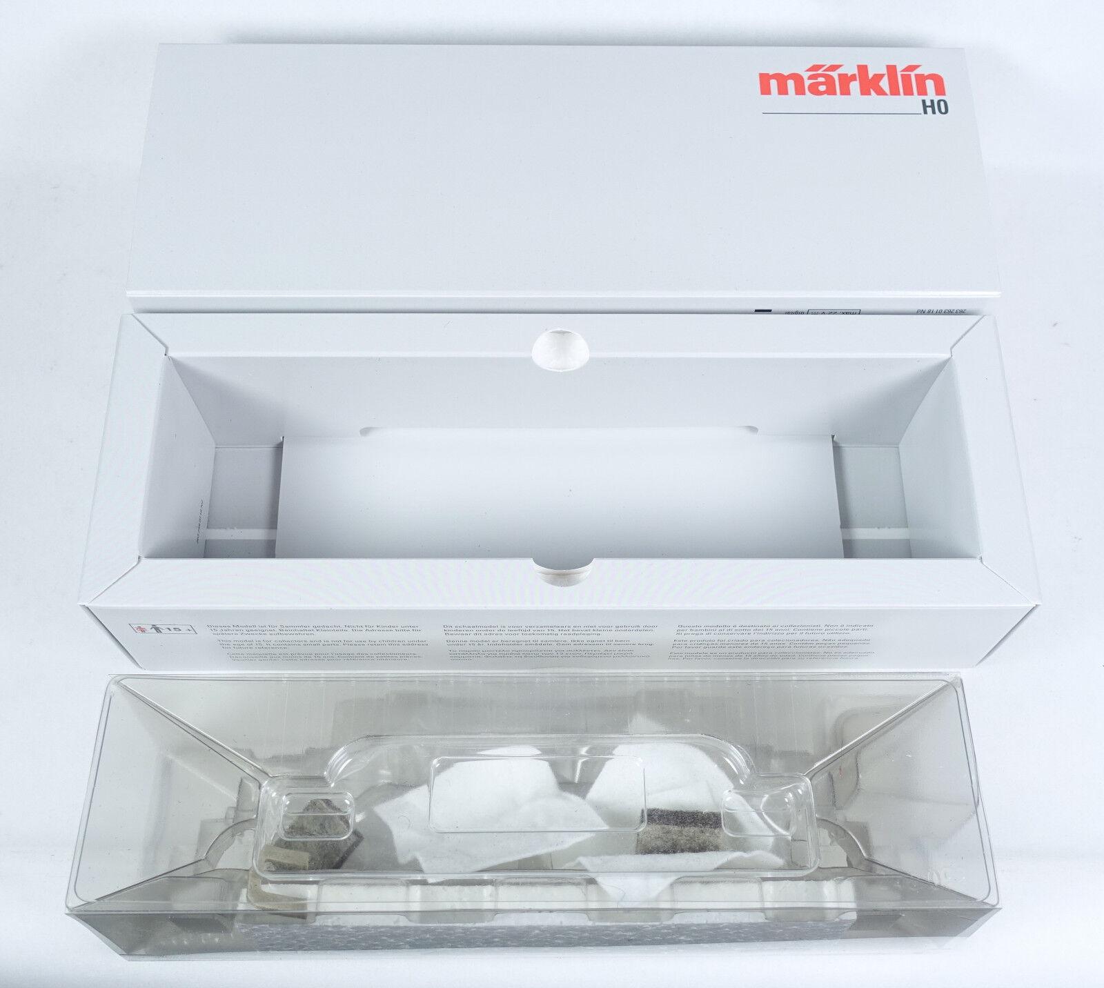 Märklin Empty Box 37872 E-LOK BR 193 012-2 MFX Digital NEW Insider Club Model