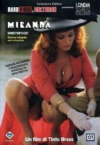Dvd-Miranda-1985-di-Tinto-Brass-NUOVO