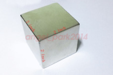 2 X 2 X 2 Square Block Super Strong Neodymium Rare Earth Magnets N50