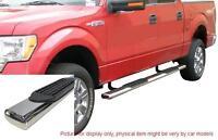 Chevy Silverado 1500/2500/2500hd/3500 2001-2012 Crew Cab 5 S/s Nerf Steps Bars