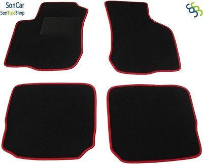 TAPPETI AUTO tappetini moquette +2block A3 Sportback AUDI A2 A3 A4 A4 Avant