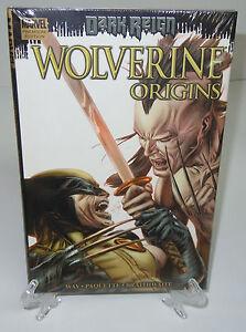 Wolverine-Origins-Dark-Reign-Marvel-Comics-HC-Hard-Cover-New-Sealed