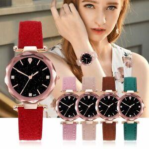 Women-Leather-Casual-Watch-Luxury-Analog-Quartz-Starry-Wristwatch-Accessories