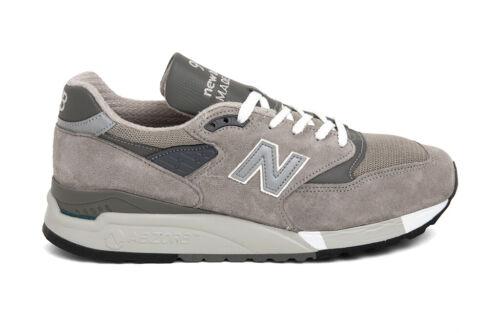 New Balance 998 /'Bringback/' in Light Grey//Grey M998 BNIB Free Shipping