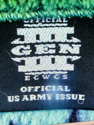 BLACK large regular COLD WEATHER SHIRT//JACKE, ECWCS Gen III