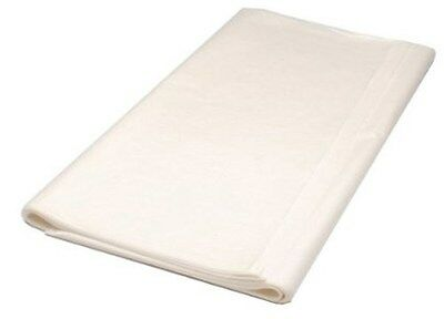 960 x Sheets Tissue Packing Paper Off White Acid Free 500 x 750mm P-378