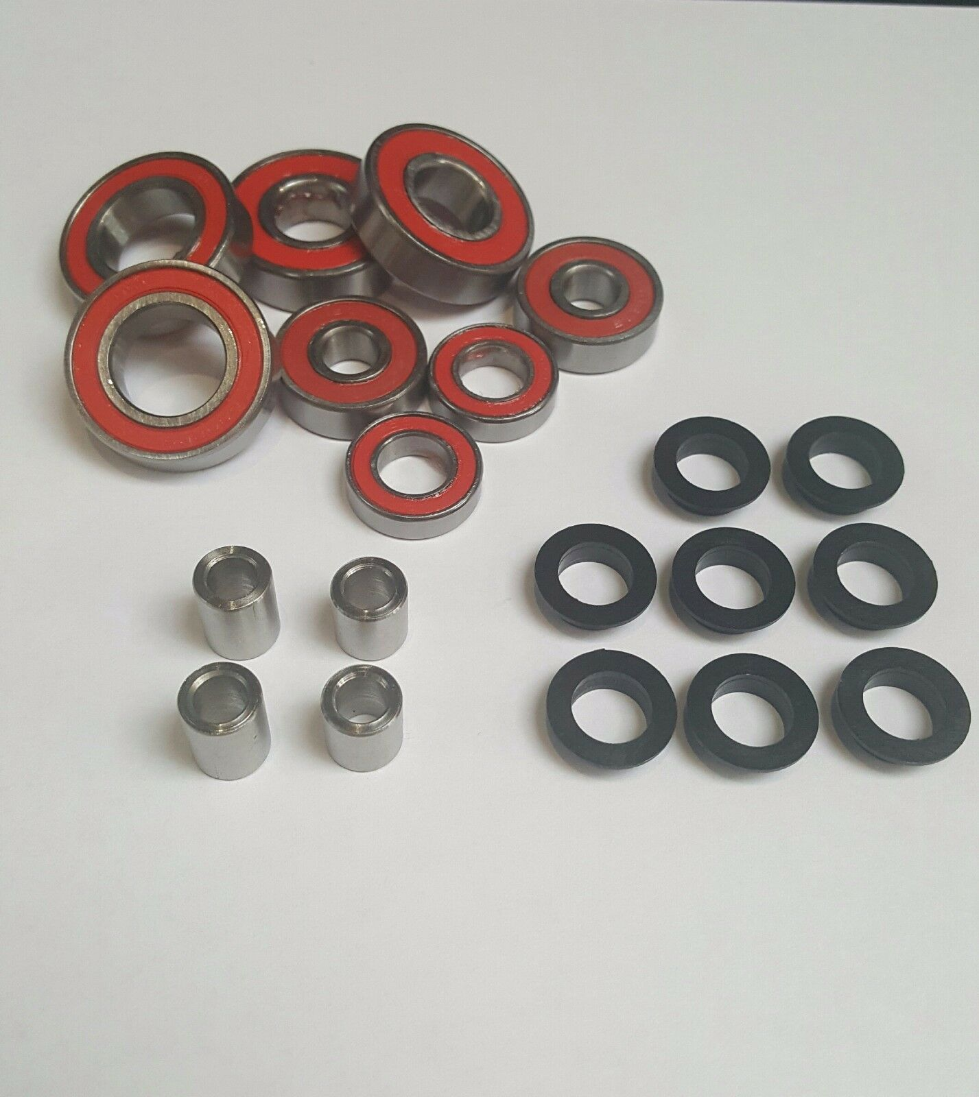 Kona Kikapu Deluxe 2003-2007 Bearing & Bush Kit