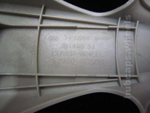 Genuine Factory Original OEM 66018 Wheel Cover Kia Rio 2007-2011 Hubcap
