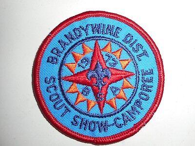 Vintage Boy Scouts of America BSA 1979 Deep Freeze Patch