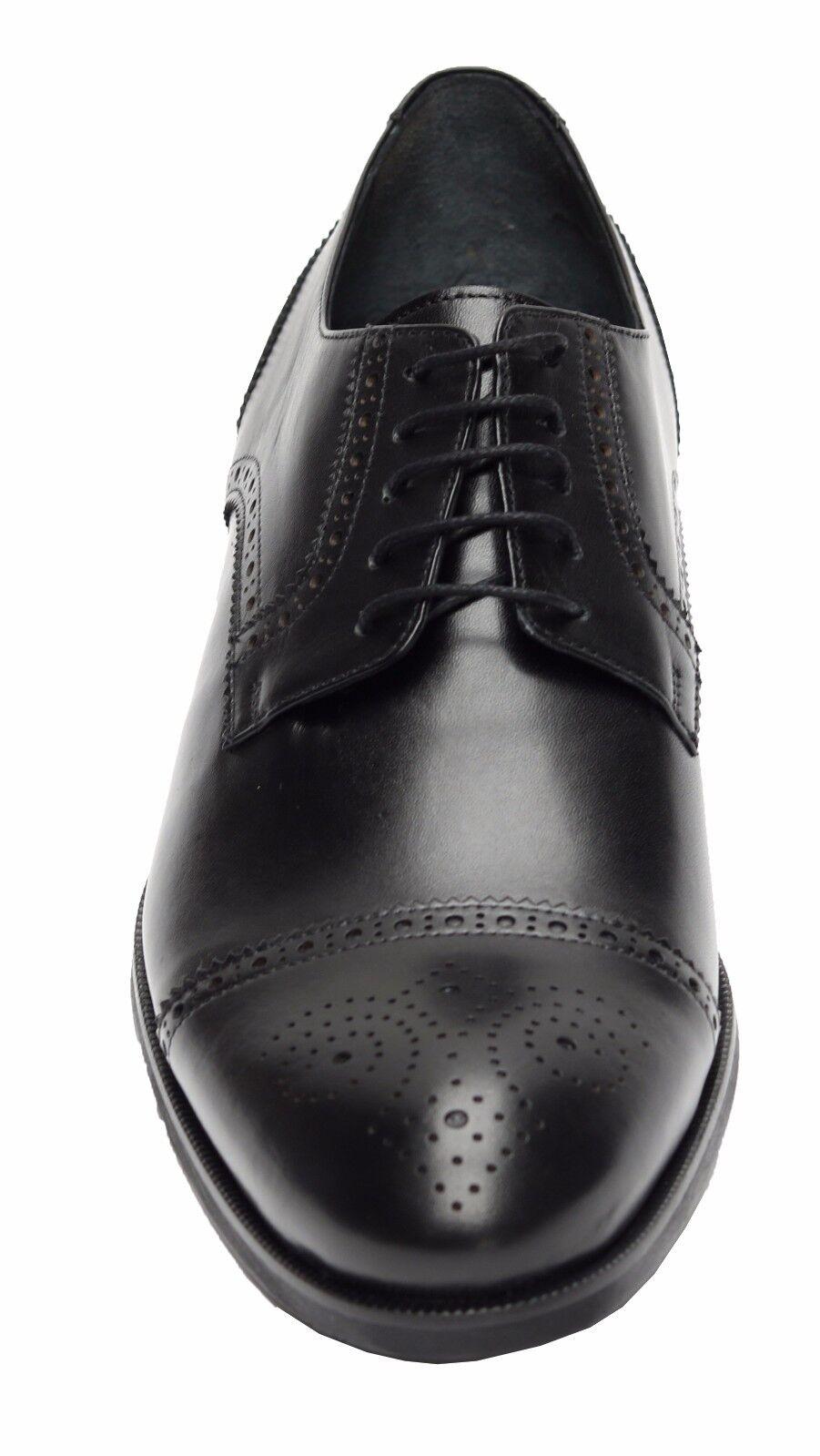 Billig gute gute gute Qualität Echtleder Herren Schuhe Gr.44 Schwarz 42ea63