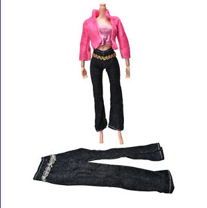 3Pcs-set-Fashion-Handmade-Coat-Pant-Vest-for-Doll-Best-Gift-Toys-SP