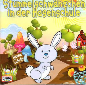 Stummelschwaenzchen-in-der-Hasenschule-Europa-Mini-Audio-CD-NEU