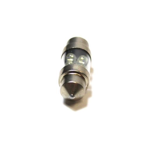Porsche 911 996 269 31mm White Interior Glove Box Bulb LED Light Upgrade