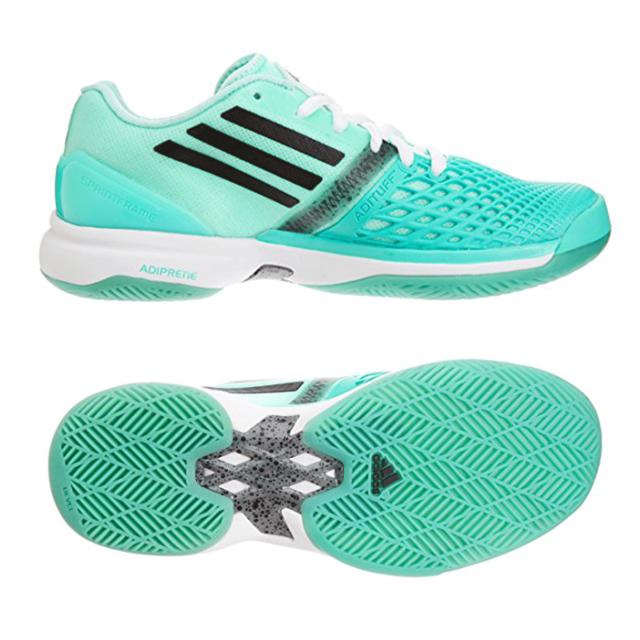 on sale a11dd ddb92 Adidas CC Adizero Tempaia III Damen Tennisschuhe Sportschuhe Neu! OVP