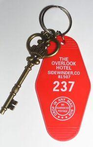 Porte-cles-horreur-Overlook-Bates-motel-Great-Northern-Camp-crystal-lake-keyring