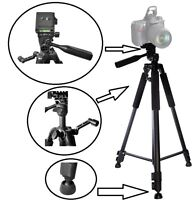 Super 60 Tripod With Case For Panasonic Hdc-hs700 Hdc-tm700 Hc-v500 Hc-v500mk
