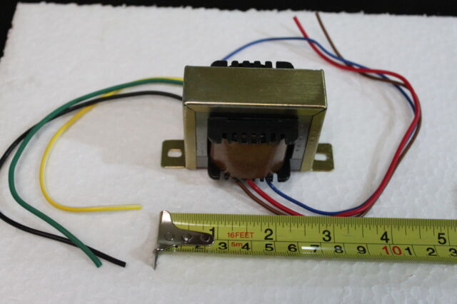 OUTPUT TRANSFORMER 15 Watts 5000 ohm Tube Valve DIY audio fender marshall OT 5k