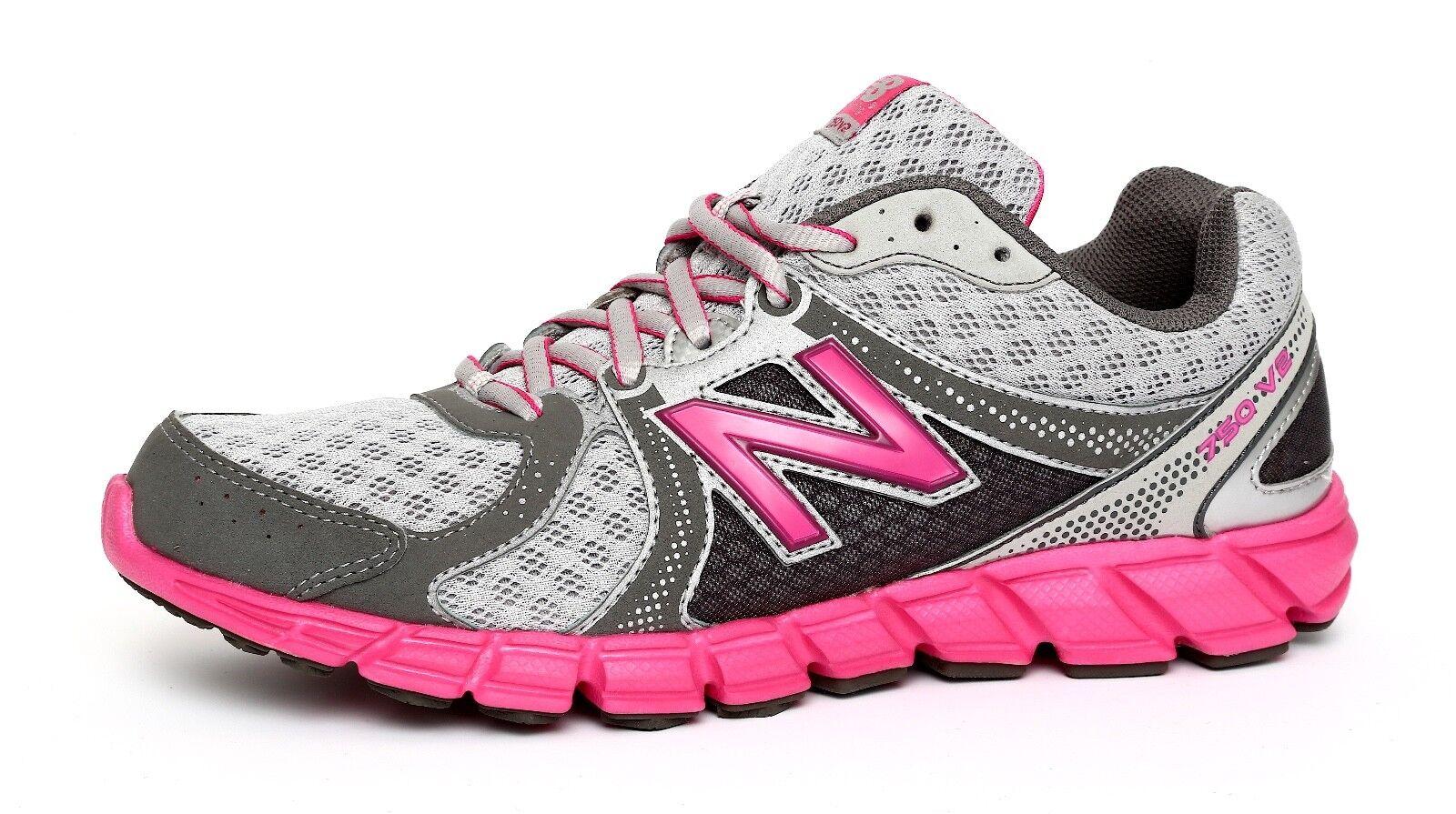 New Balance 750V2 Women's Grey Running Sneaker Sz 6.5M 8493