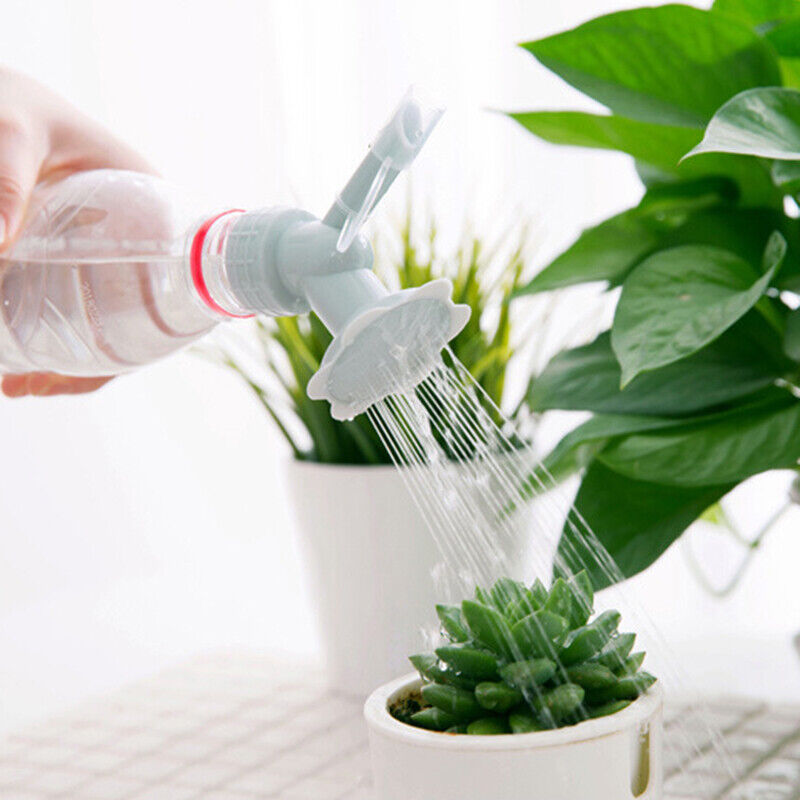 Plant Flower Watering Can Sprinkler Watering Pot Bottle Kettle Nozzle Small dh