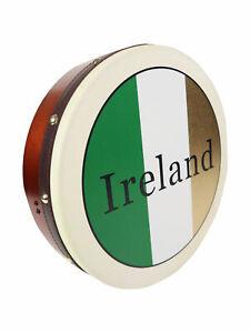 McNeela-12-034-Traditional-Irish-Flag-Celtic-Tricolor-Bodhran-Drum