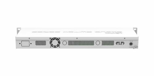2x 10Gbit SFP Cage Mikrotik Cloud Smart Switch CSS326-24G-2S+RM 24 x Gbit LAN