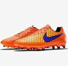 "New! Men Nike ""MAGISTA ORDEN FG"" Outdoor Soccer Futbol 651329-858 MLS Cleat 10"