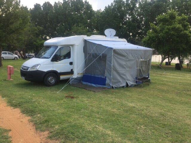 Motorhome for rent R1950 per day all included NOT FOR AFRICA BURN.