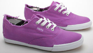 Puma Schuhe Tekkies Brites 350935 11 Hyacinth Violet-White Lila