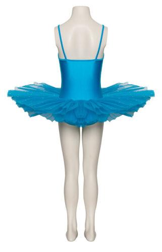 Turquoise Sparkly Sequin Dance Ballet Leotard Tutu Frozen All Sizes By Katz