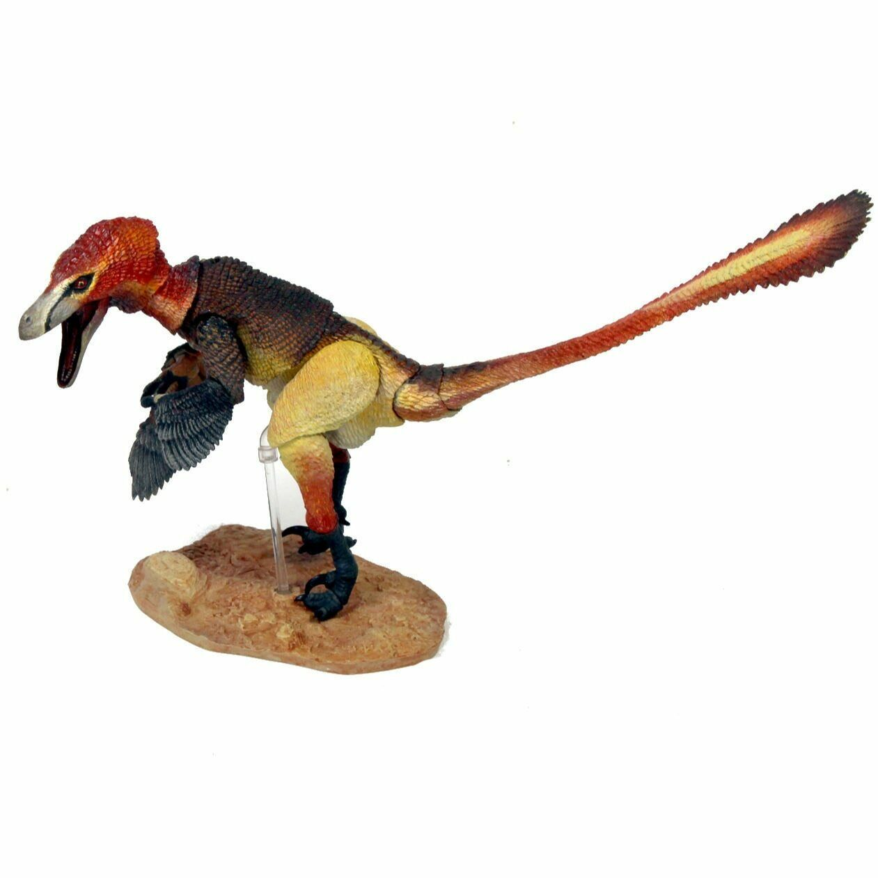 Beasts of the Mesozoic Velociraptor Mongoliensis Deluxe Ver 2 1 6 Scale Figurine