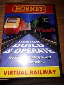 Details about Hornby Virtual Railway (PC: Windows, 2000) - European Version