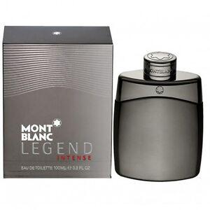 Mont Blanc Legend Intense Cologne for Men 100ml EDT Spray
