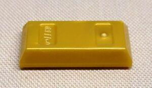 Bar Black Utensil Gold Ingot 5 NEW LEGO Minifig
