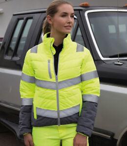 Resultado-seguro-Guard-Damas-Chaqueta-De-Seguridad-Suave
