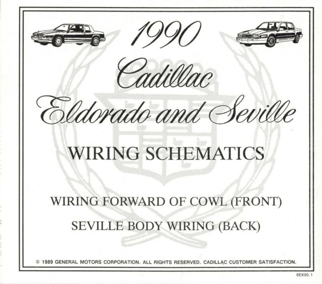 Diagram Wiring Diagram 1990 Cadillac Full Version Hd Quality 1990 Cadillac 8diagrammi La Fureur De Vivre Fr