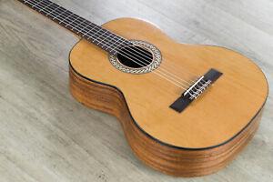 Kremona-Guitars-S62C-7-8-Sized-620mm-Classical-Nylon-String-Guitar-Natural