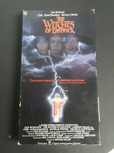 The-Witches-Of-Eastwick-VHS-1987-Warner-Bros-Comedy-Jack-Nicholson
