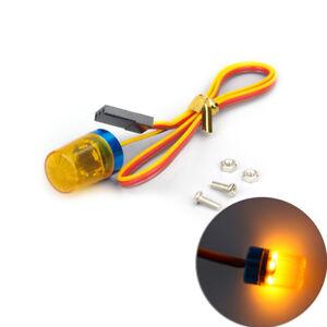 Ultra Bright RC Car LED light w/ strobing-blasting Flashing Rotating light GA